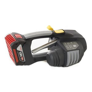 """Messersi MB620 mechanický aku páskovač 12-16mm (1/2"""" to 5/8"""") páskovač pro PET a PP pásky s baterií & nabíječkou cena"""