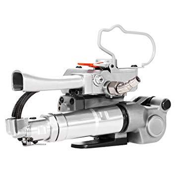 AIR19 Pneumatická páskovačka 13-19mm (1/2″ to 3/4″) Páskovací stroj pro PET a PP pásky 2