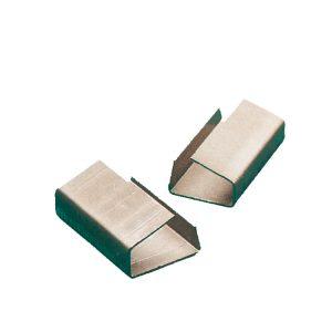 Ocelové spony pro plastové PP páskování 13mm nebo 16mm cena